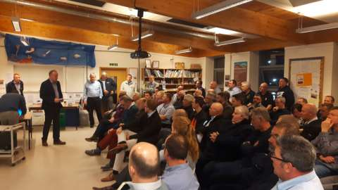 West of England branch event