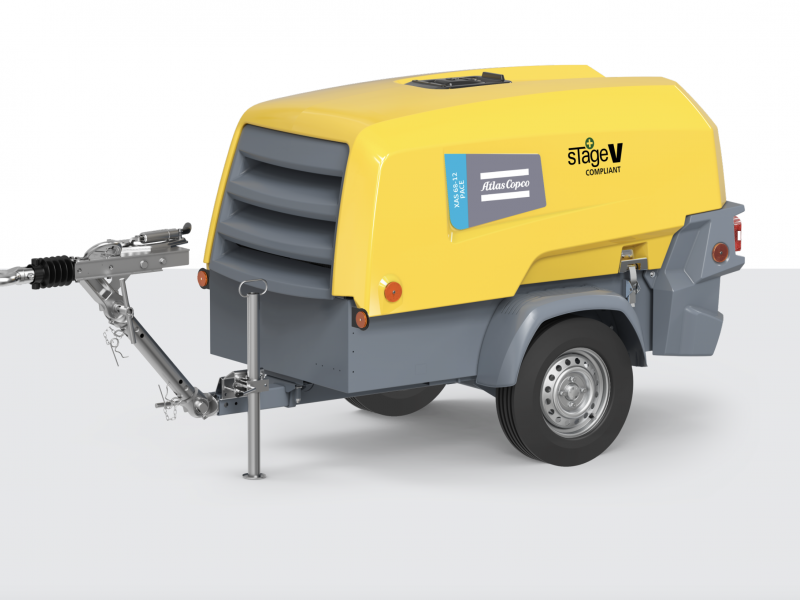 Atlas Copco 8 Series compressor
