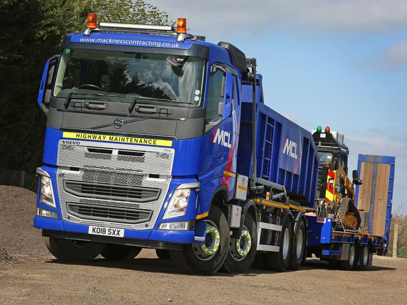 Volvo FH-460