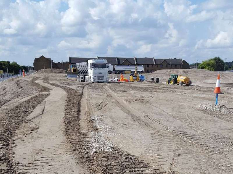 Strood Waterfront Project in Kent