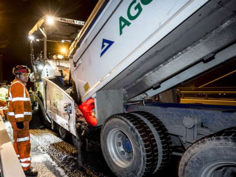 Aggregate Industries have achieved PAS 2080 certification