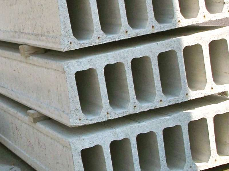 Precast concrete products industry report