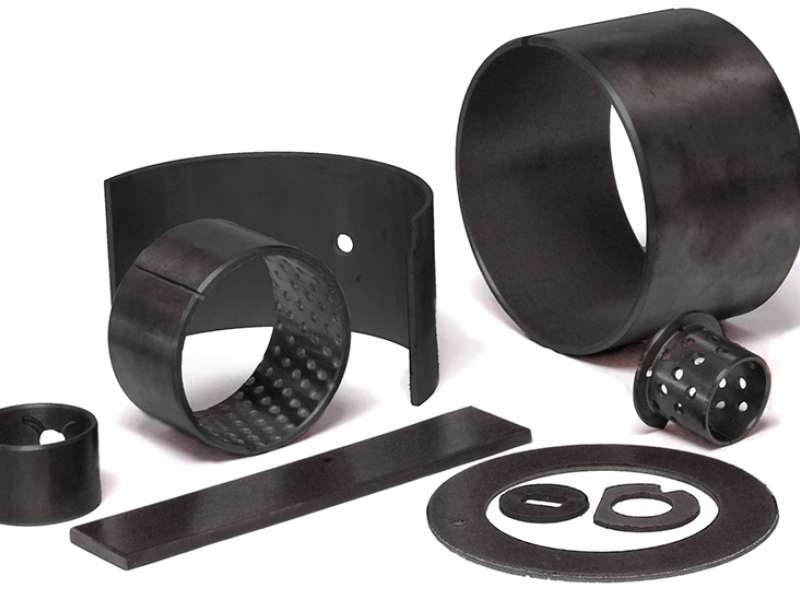 BowMet range of rolled bearings