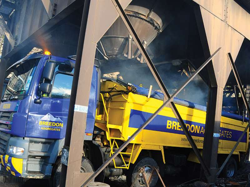 Breedon sell asphalt plant