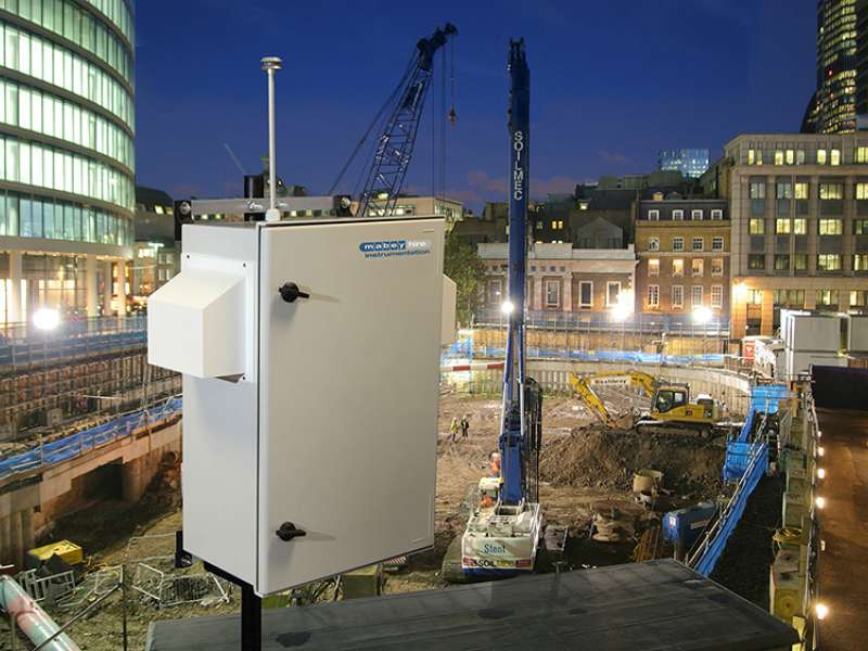 Casella's Boundary Guardian monitoring system