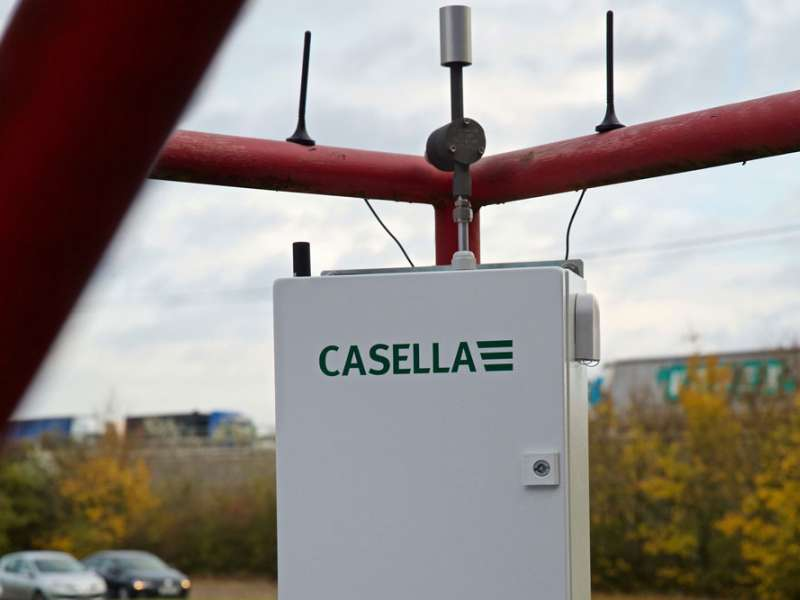 Casella's Guardian2 monitoring solution