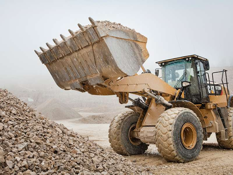 Cat 972M XE wheel loader