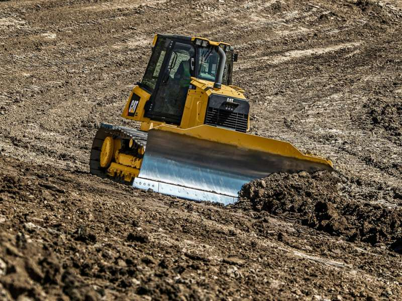Cat GRADE Technology for Dozers