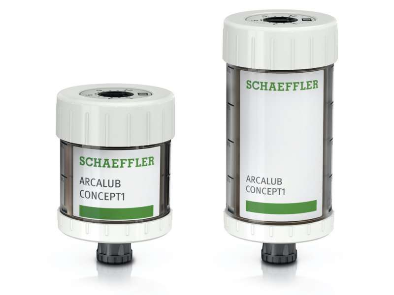 Schaeffler automatic lubricators