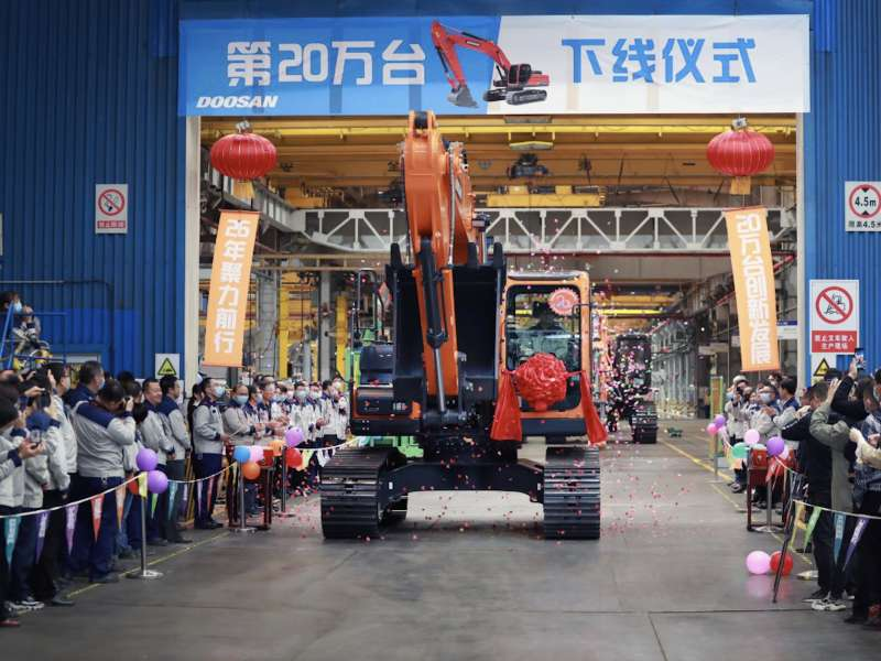 Doosan Infracore China Corporation