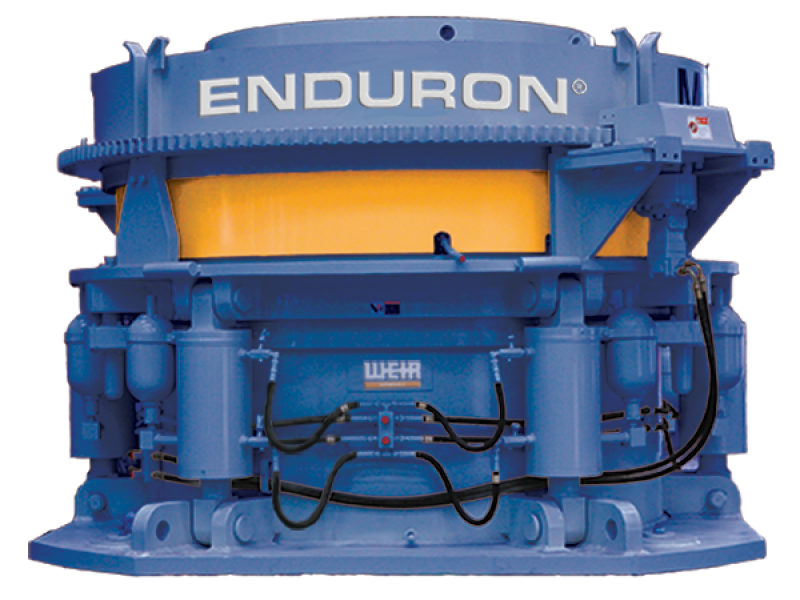 Weir Minerals launch Enduron crushers and screens