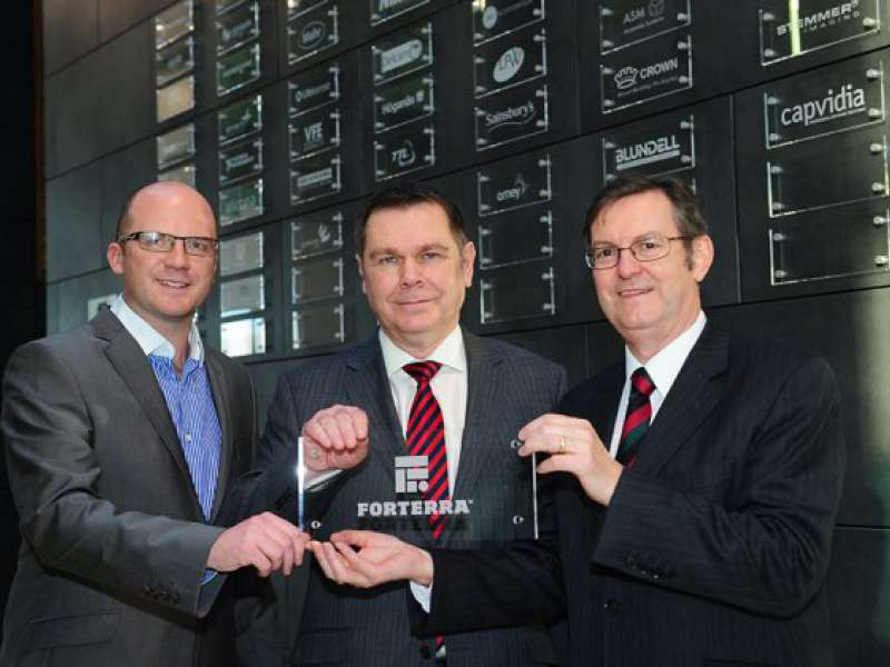 Forterra join the Manufacturing Technology Centre