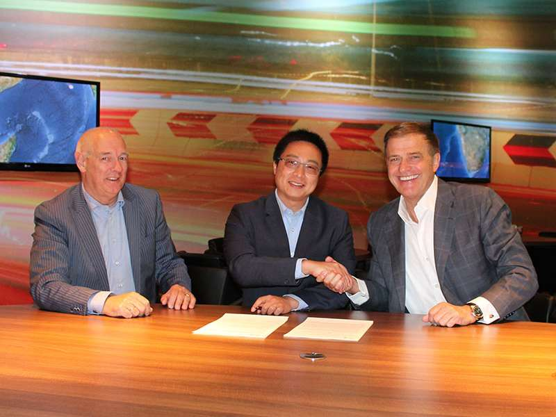 Groeneveld appoint Chinese distributor
