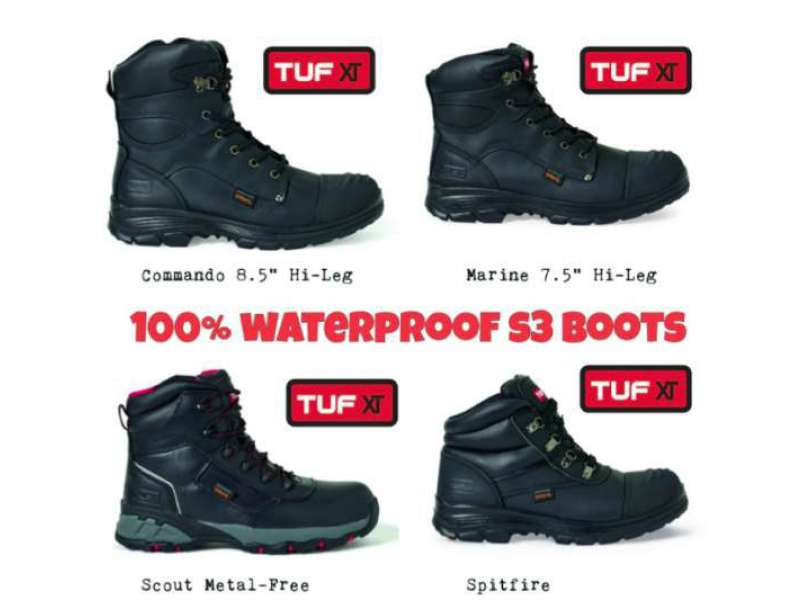 Tuf XT safety boots