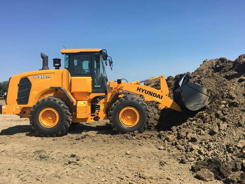 Hyundai HL940XT wheel loader