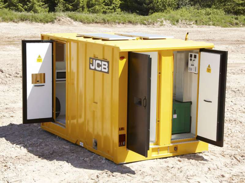 JCB Eco Welfare Unit