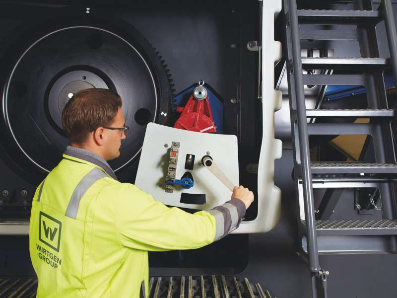 Kleemann's Lock & Turn safety system
