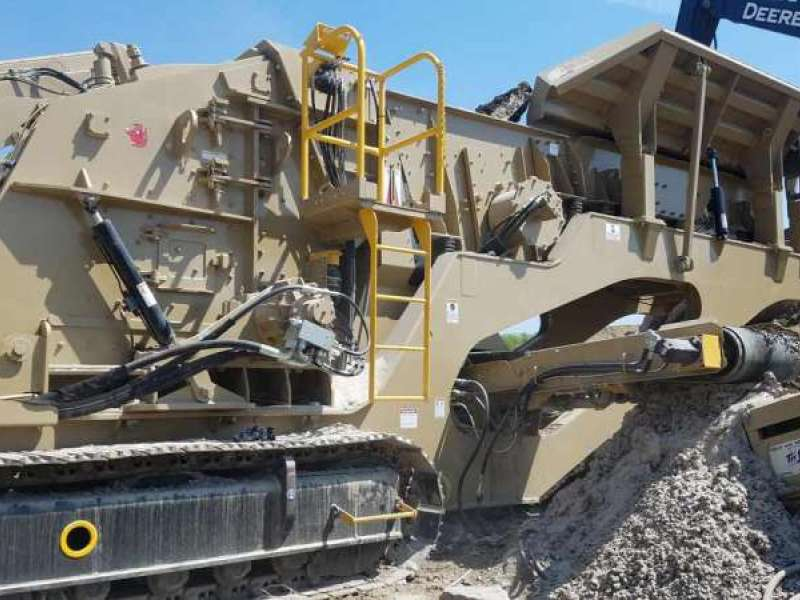 KPI FT4250CC horizontal shaft impact crusher