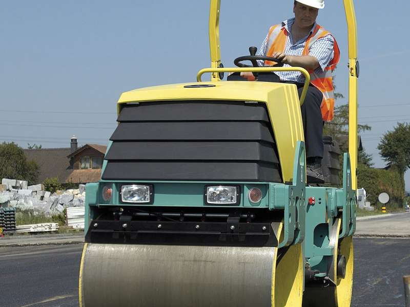 Amman compaction equipment