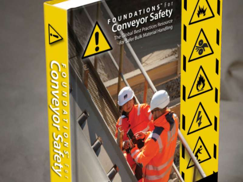 Conveyor safety book