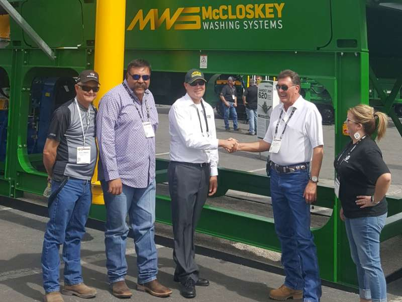 McCloskey Washing Systems appoint new US dealer