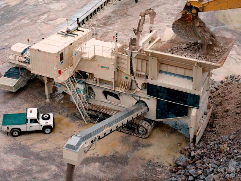 Metso in-the-pit solution