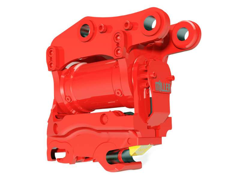 Cast PowerLatch coupler