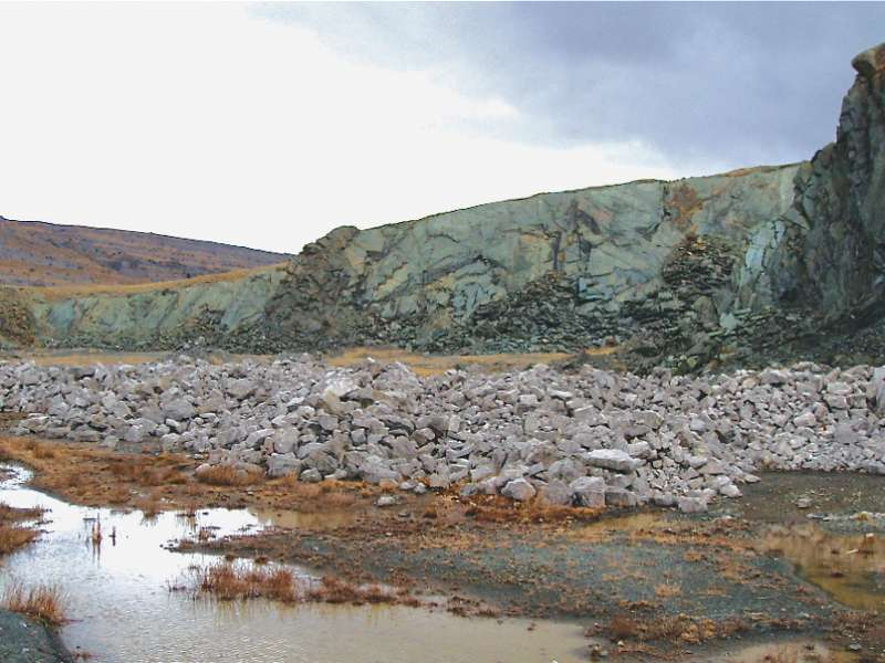 Annual Mineral Planning Survey