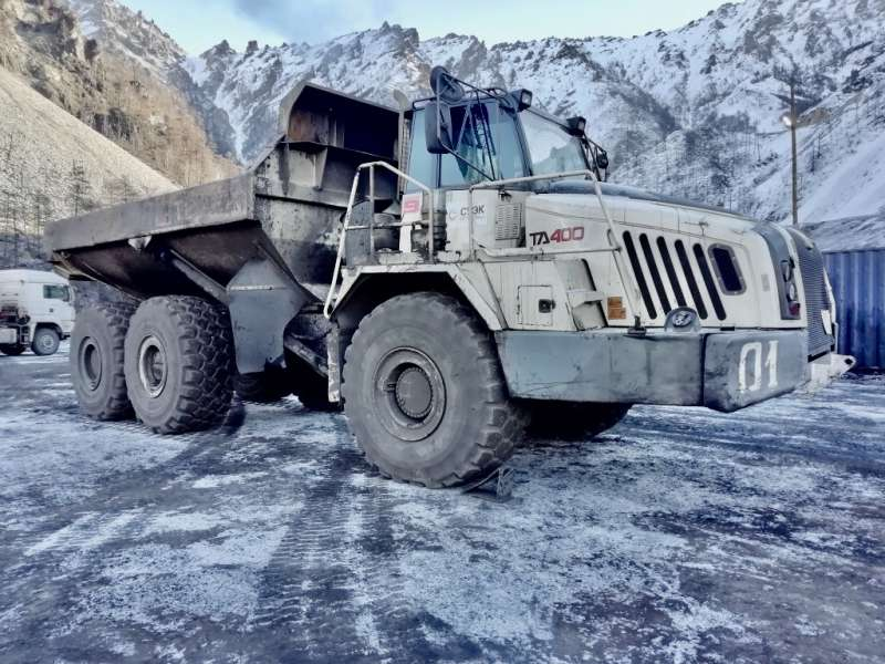 Terex TA400 articulated dumptruck