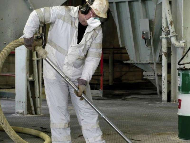 Tackling workplace dust