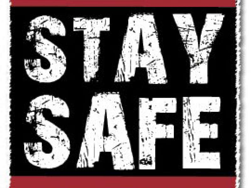 QPANI Stay Safe campaign