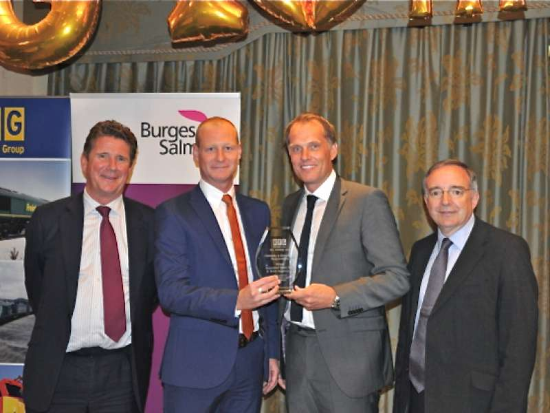 RFG award for Brett and ABP