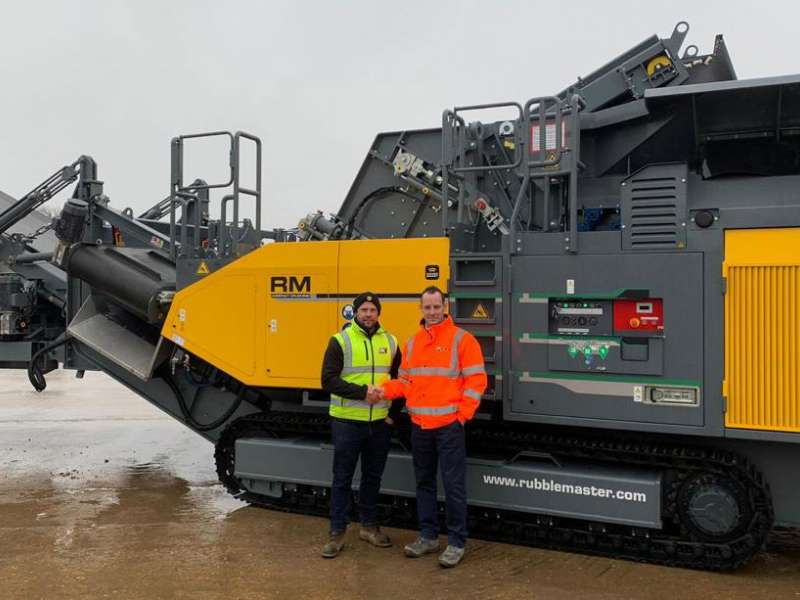 KKB expand RM120GO! impact crusher fleet