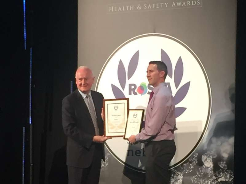 Continued safety recognition for Eurovia UK