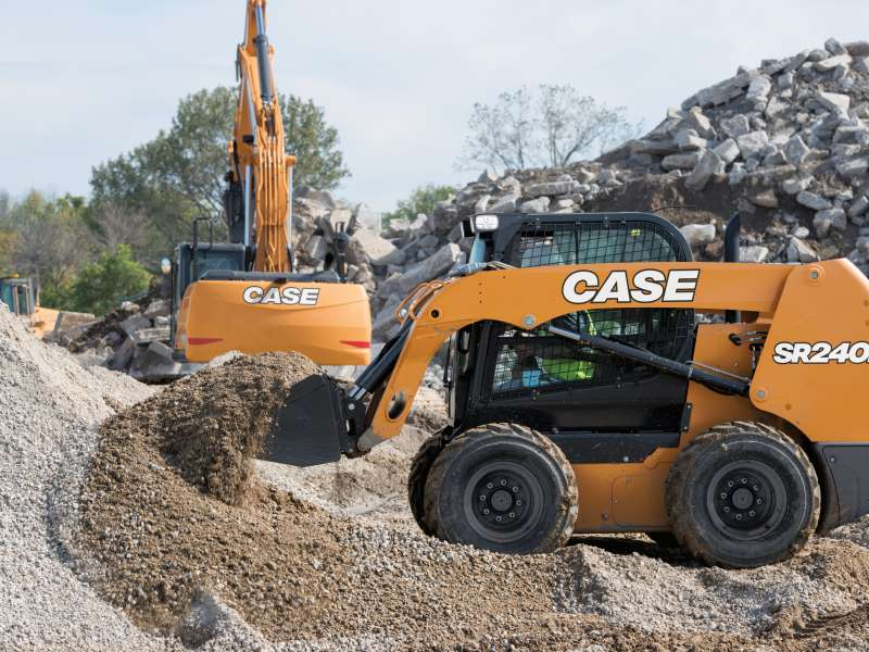 CASE skid-steer