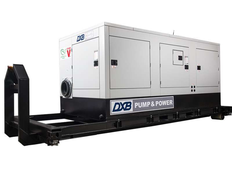 DXB Pump and Power