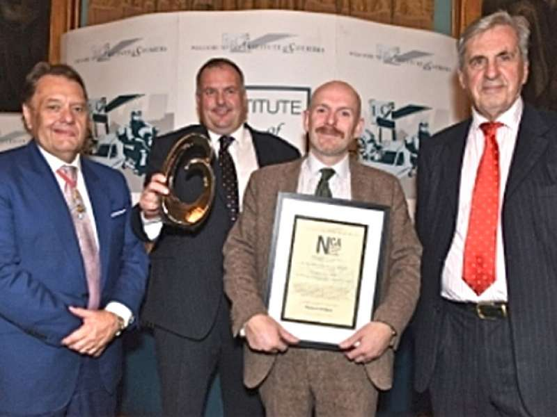Tarmac transport employees receive safety award