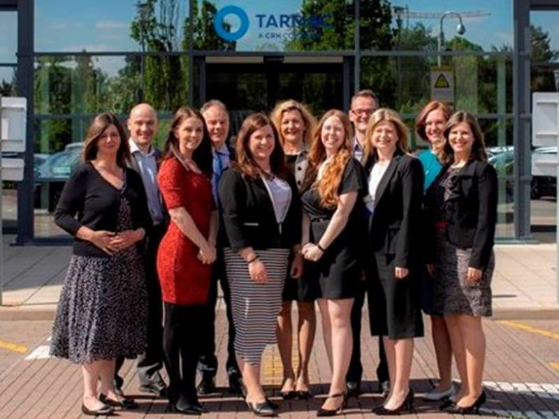 Tarmac's legal and compliance team