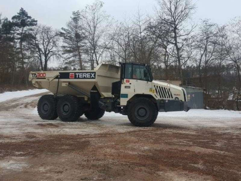 Terex TA300 articulated dumptruck