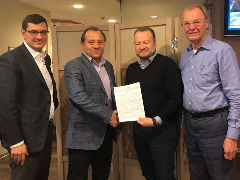 Terex Trucks appoint new dealer in Russia