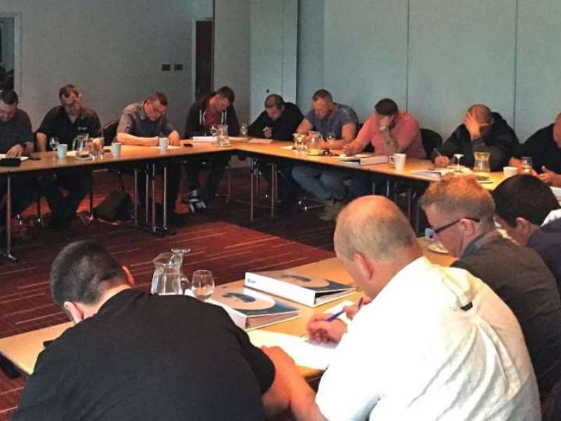 UK Truckmixer Training