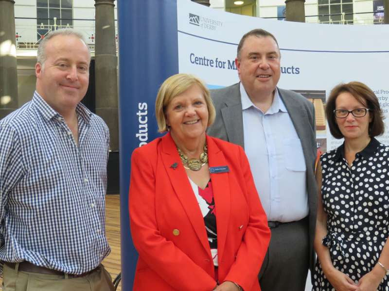 University of Derby partnership event