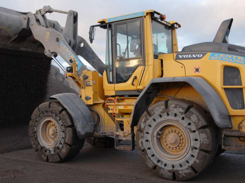 Volvo L190H wheel loader