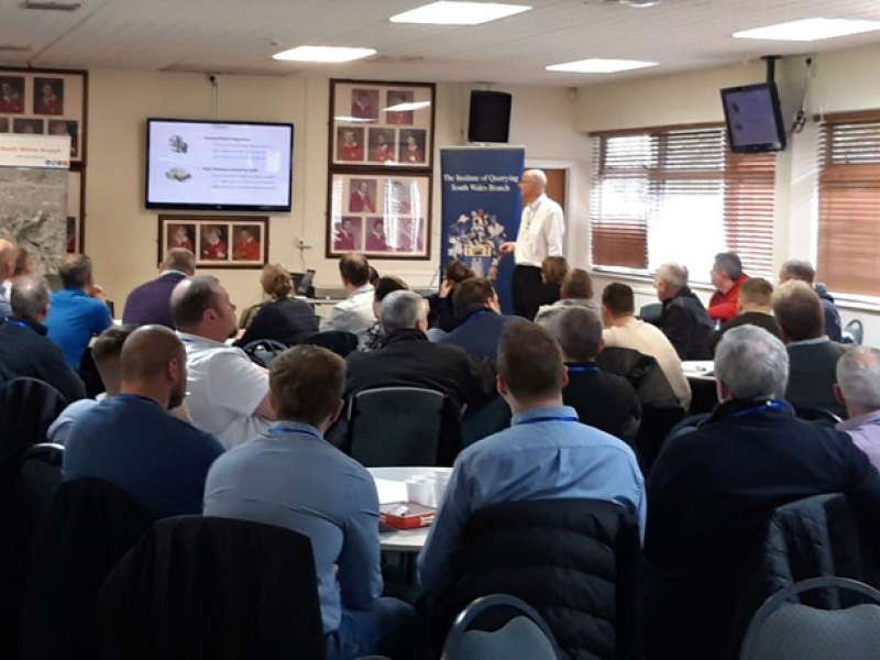IQ South Wales branch CPD technical day