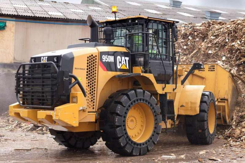 Cat 950M wheel loaders