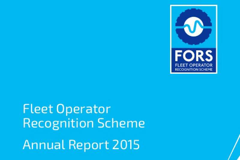 FORS 2015 annual report
