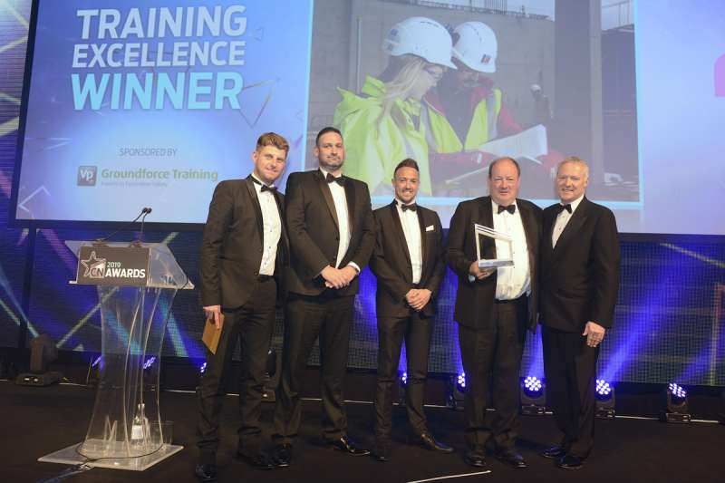Keltbray win Construction News award