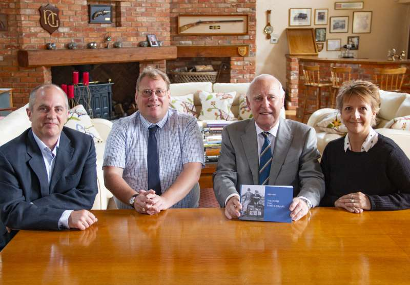 Launch of 'The Road from Sand & Gravel'