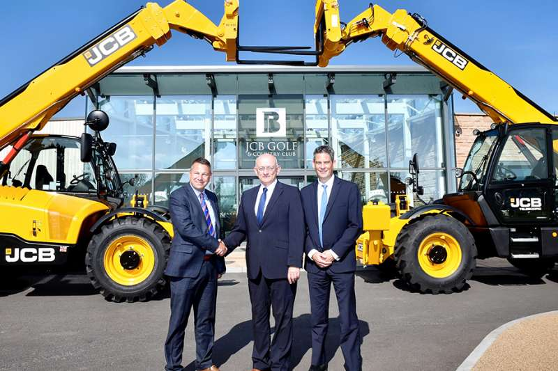 Ridgway Rentals invest in 200 new JCB machines