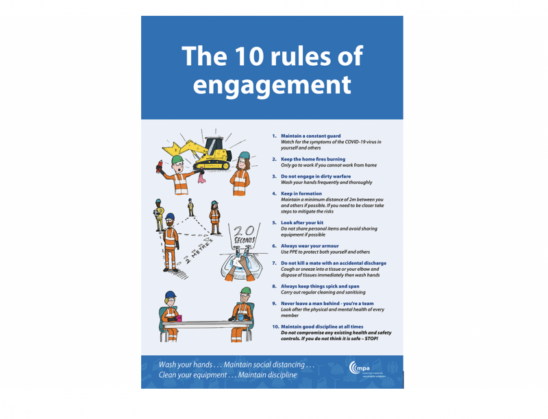 Ten rules of engagement